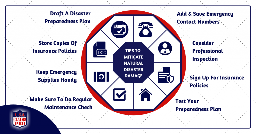 Tips to Migrate Natural Disaster Damage